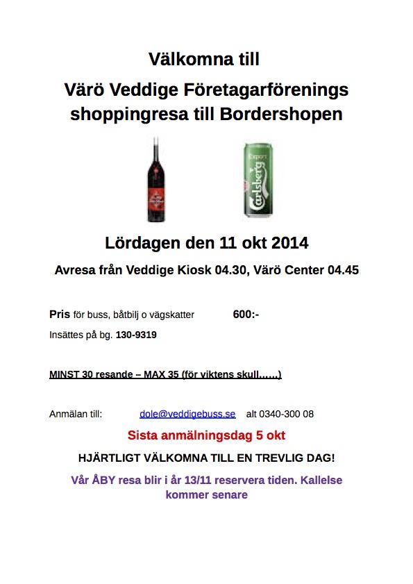 VVFF Bordershopen